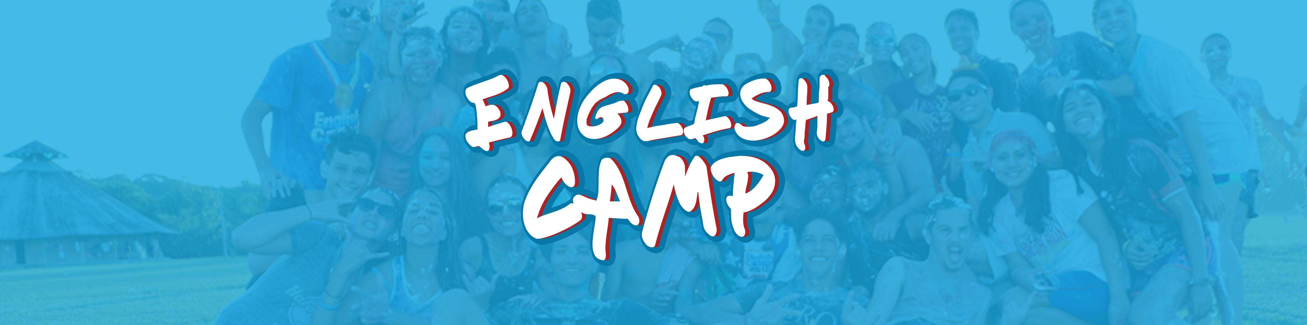 Banner English Camp